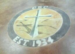 sawcut cross image