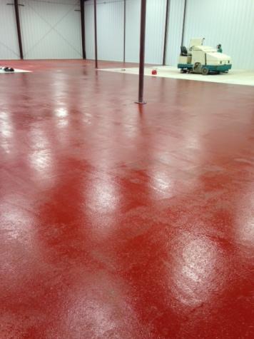USDA safe food prep floor
